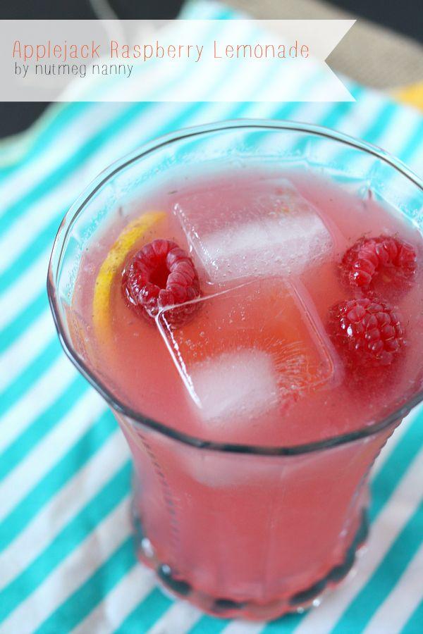 how to make applejack drink