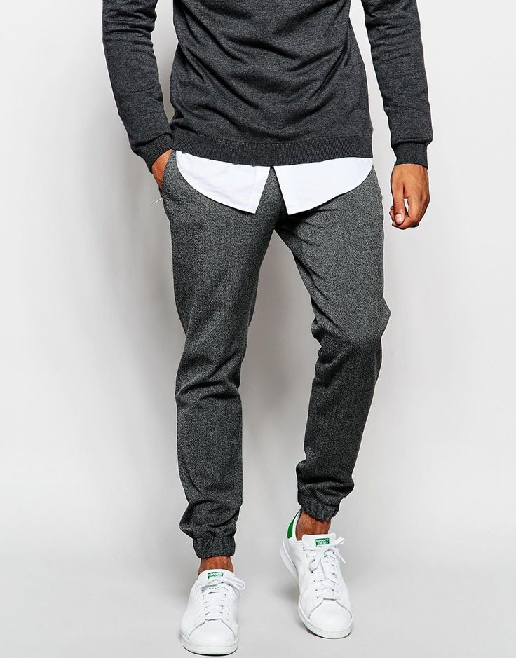 River Island - Pantalon de jogging habillé