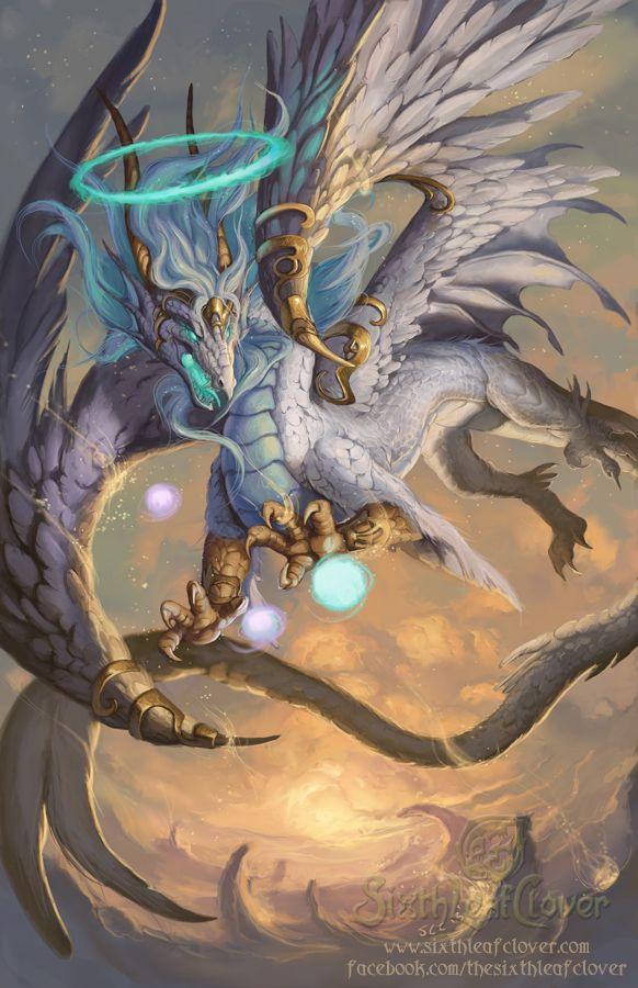 2014 Zodiac Dragons - Virgo by The-SixthLeafClover on deviantART