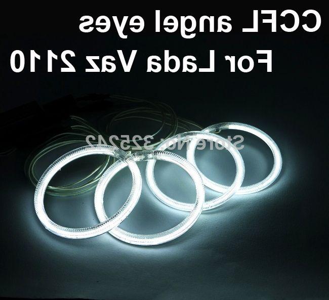 32.68$  Buy here - https://alitems.com/g/1e8d114494b01f4c715516525dc3e8/?i=5&ulp=https%3A%2F%2Fwww.aliexpress.com%2Fitem%2FExcellent-Ultra-bright-headlight-illumination-CCFL-Angel-Eyes-kit-For-Lada-Vaz-2110-2111-2112-Angel%2F2006890047.html - For Lada Vaz 2110 2111 2112 Excellent Angel Eyes kit Ultra bright headlight illumination CCFL Angel Eyes kit Halo Ring