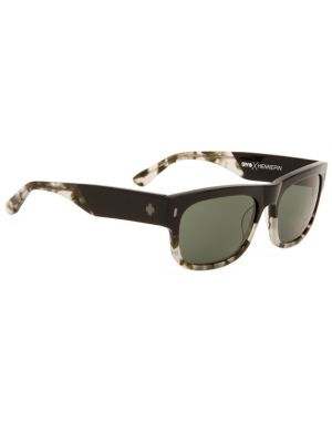 Spy Hennepin Happy Lens - let in the good long-wave blue light and promote balance in the body!  New style in Onyx. watchit.ca