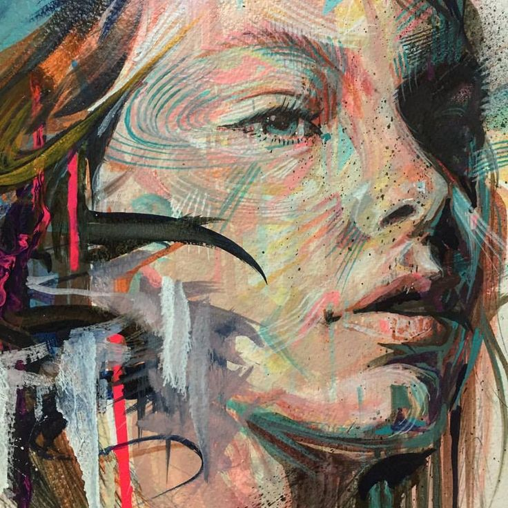 Carne Griffiths, 1973 | Abstract | Portrait painter | Tutt'Art@ | Pittura • Scultura • Poesia • Musica