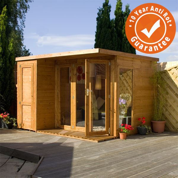 Modern Garden Sheds Transform Yours Now: 17 Best Ideas About Contemporary Sheds On Pinterest