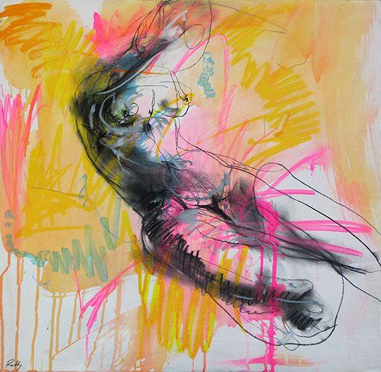 Juxtapose by Craig Ruddy at Richard Martin Art - Craig Ruddy -