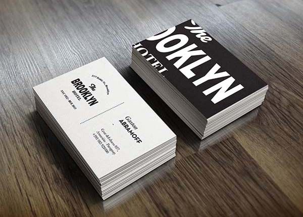 36 Modern Business Cards Examples for Inspiration | Design | Graphic Design Junction
