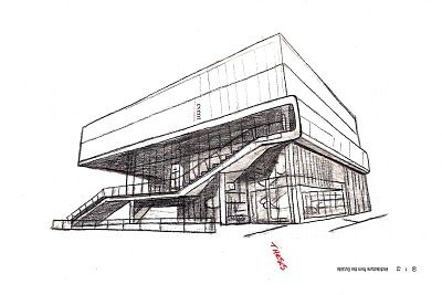 Drawing architecture humberto bernal pinterest for Ad architectural design