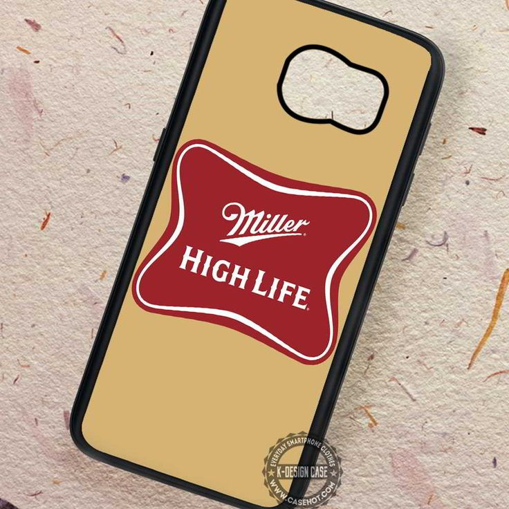 Windell Middlebrooks Miller High Life - Samsung Galaxy S7 S6 S5 Note 7 Cases & Covers