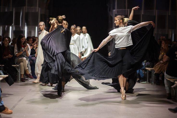 Slovenskí návrhári sa predstavili na Fashion LIVE! - zena.sme.sk