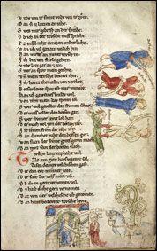 Universitätsbibliothek Heidelberg, Cod. Pal. germ. 389 Thomasin von Zerclaere Der welsche Gast Bayern (Regensburg?), um 1256