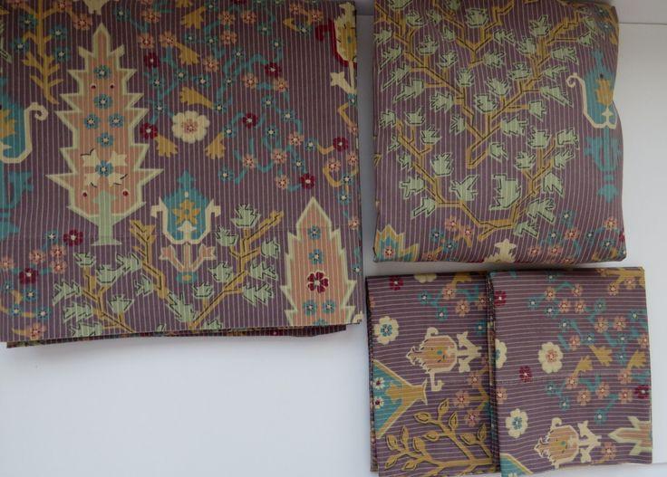 4 Piece King Sheet Set by Wamsutta - King Flat Fitted 2 Standard Pillowcases…