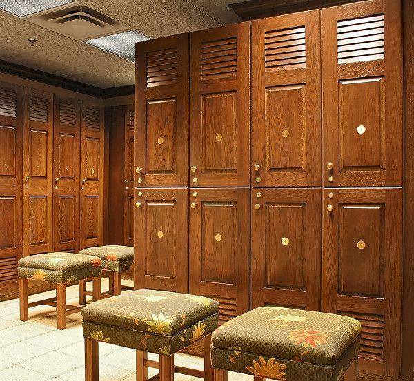Upscale spa locker like the ones at Crystal Mountain Spa: Hotel lockers, Dallas Spa Locker Room Lockers, Resort Lockers, Health Spa Lockers, DFW Storage Lockers