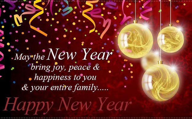 Những lời chúc mừng năm mới bằng tiếng Anh, A new year, new start and way to go.Wish you successful and glorious, Chúc bạn thành công và hạnh phúc.