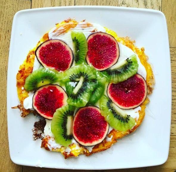 Sunny omlette ! Best breakfast idea!