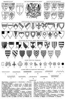 family crest symbols - Google Search