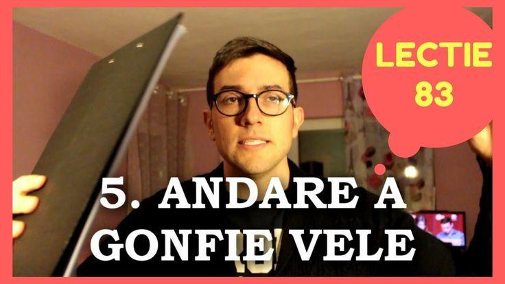 """Italianapentruromani - LECȚIE 83 CUVÂNTUL """"ANDARE"""" #2"""
