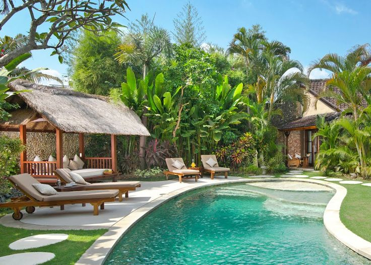 Villa Kubu  Luxury 1235 Bedroom Bali Villas w Private