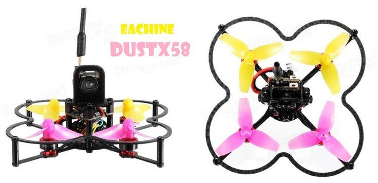 Eachine Dusty X58