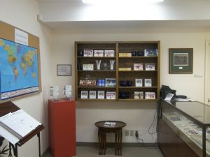 A view of our gift shop