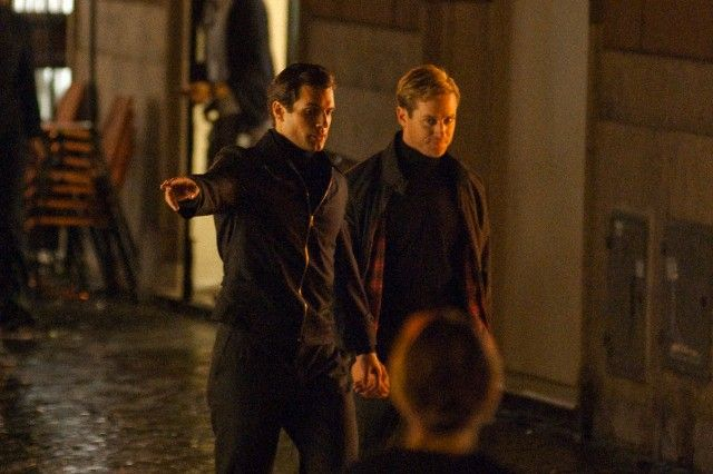 Man From Uncle Movie 2013 | Photos de Henry Cavill et Armie Hammer pour The Man from UNCLE