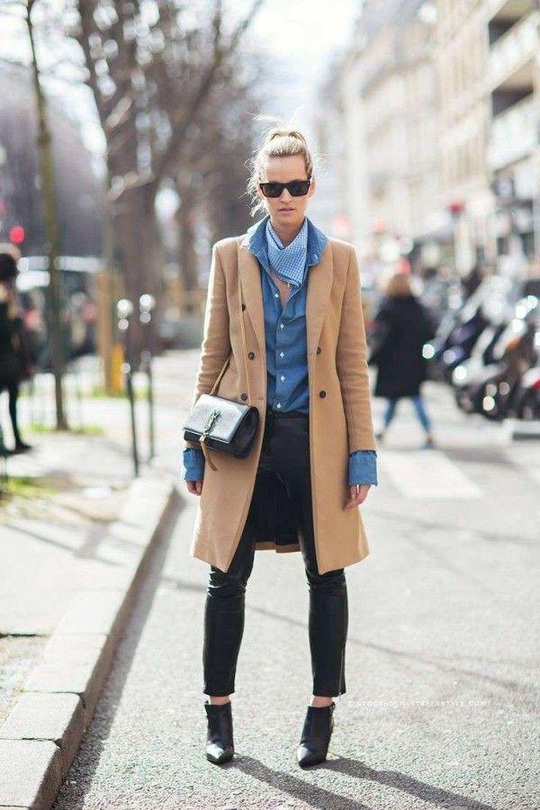 Модная верхняя одежда: «верблюжье» пальто 5