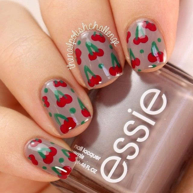 Instagram photo by thenailpolishchallenge #nail #nails #nailart