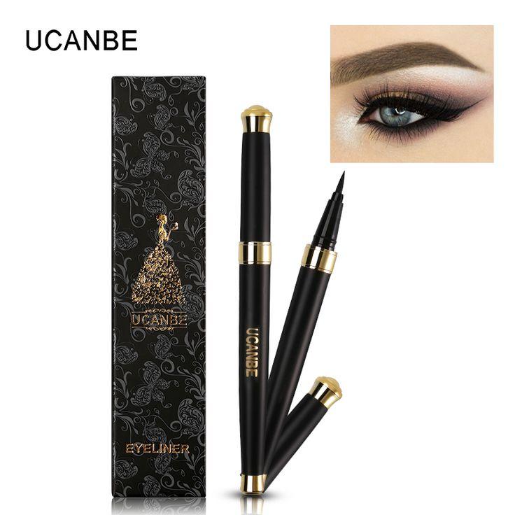 1pc UCANBE Professional Long Lasting Eyeliner Pencil Waterproof Black Silky Liquid Eye Liner Pen Quick-Dry Makeup Delineador Kit. Yesterday's price: US $2.33 (1.92 EUR). Today's price: US $2.36 (1.94 EUR). Discount: 30%.