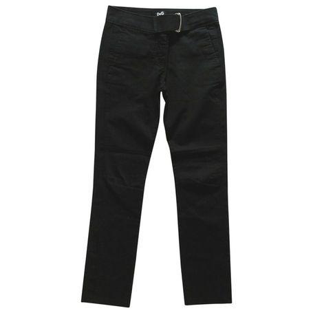 pantaloni trousers DOLCE & GABBANA taglia 38 it