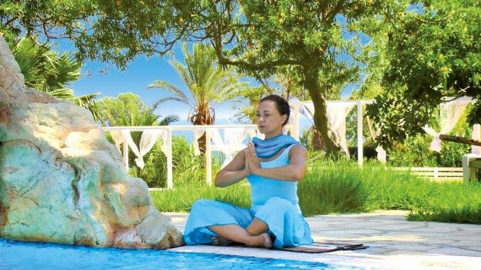 Yoga Urlaub auf Zypern im traumhaften Zening Resorts Elia Village****  #yoga #zeningresort #zypern