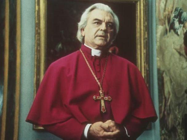 отец Сергий в одноименном фильме также Таланкина (1979), Монтанелли в «Оводе» (1980, режиссера Н. П. Мащенко).