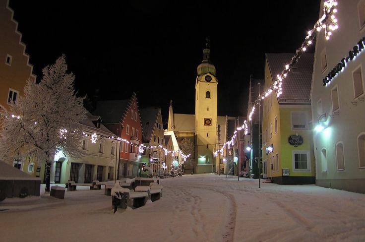 Schnee Photo taken in Schwandorf, Germany