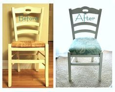 How to recover rush chair seat. Centsational Girl » Blog Archive Turquoise Girl's Room: Project Breakdown - Centsational Girl