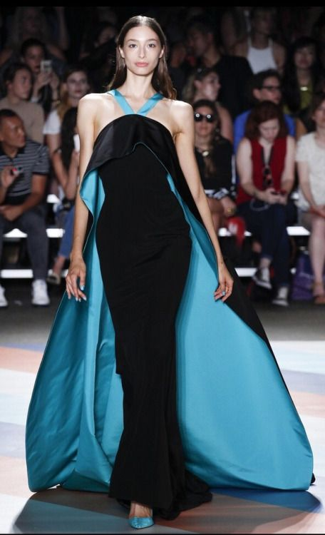 "notordinaryfashion: "" Christian Siriano S/S 2017 """