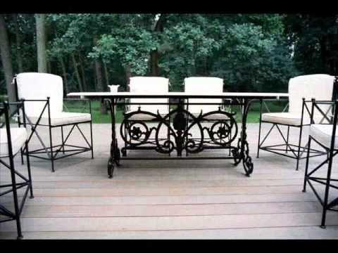 41 best Cast Iron Patio Furniture images on Pinterest | Arquitetura ...
