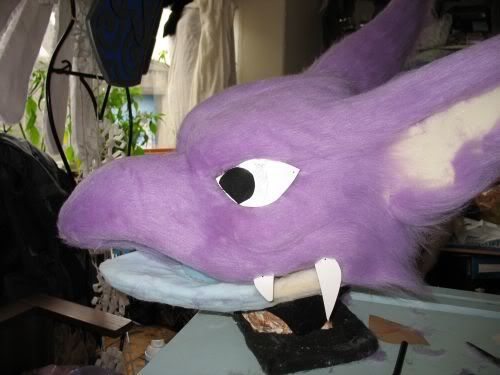 Cosplay Island | Walkthrough - Making a fursuit head with a movable jaw