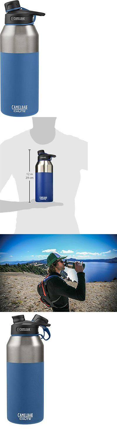 Canteens Bottles and Flasks 181408: Camelbak Chute Vacuum Insulated Stainless Water Bottle 40 Oz Pacific Sports Wate -> BUY IT NOW ONLY: $33.19 on eBay!