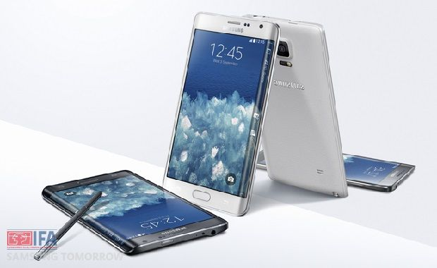 IFA 2014: Samsung unveils Galaxy Note Edge and Gear VR headset - BelleNews.com