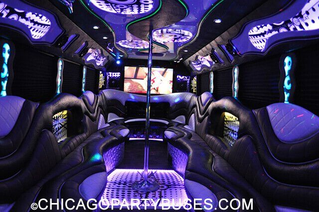 Our Website: http://www.chicagopartybuses.com/ Party Bus has an entire fleet of gorgeous party buses and even a dual axle Hummer limo, all of which are available to you for your big event or night out! Our luxury Chicago Party Bus Rental fleet has a quality that's unmatched by our competitors.