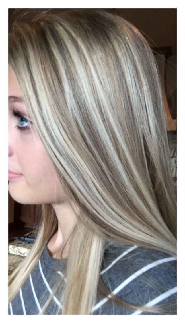 Blonde Highlights Hair Pinterest Blondes Hair Coloring And Bayalage