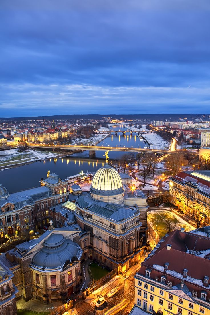 """an overview of dresden a beautiful city This beautiful city is located in the heart of saxony, along the elbe river in fact,  local residents fondly refer to dresden as the """"florence on the."""