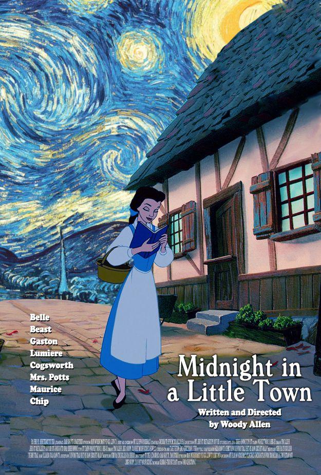 disney movies by woody allen