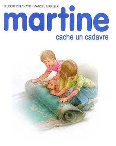 Top 30 des détournements de « Martine », la parodie qui ne vieillit pas