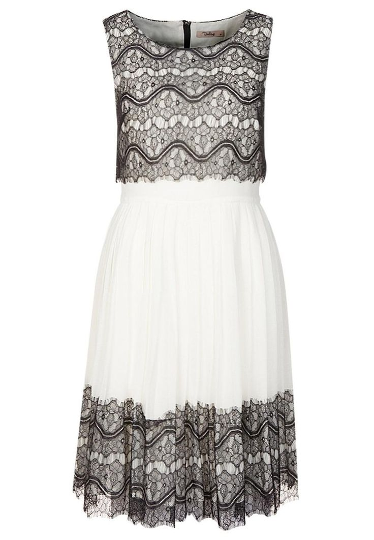 REESE - Cocktail dress / Party dress - white http://picvpic.com/women-dresses-cocktail-party-dresses/reese-cocktail-dress-party-dress-white#white?ref=amsBuw