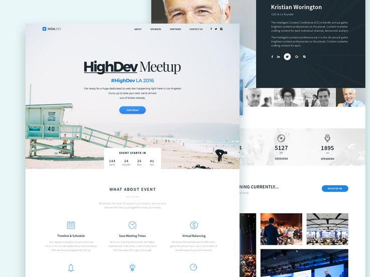 HightDev Meetup Theme by  Yaroslav Zaytsev
