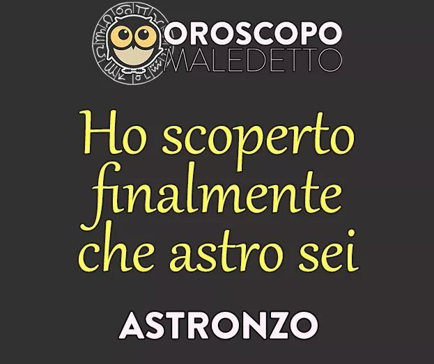 "Da ""Nuova astrologia""..."