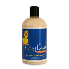 Fuzzy Duck Gentle Shampoo is for ALL hair types.  It restores moisture and manageability. Brand: Fuzzy Duck Product Code: MT07