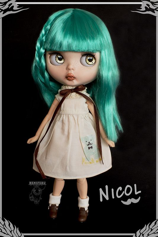 Nicol dress