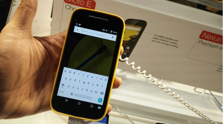 Moto E (Gen 2) 4G from Flipkart.com @ 7,999, Pre-Order Now - http://shar.es/1gRyHM  #Motorola #MotoE #Flipkart