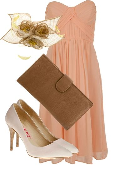 great dress to wear to a wedding and I already have the wallet