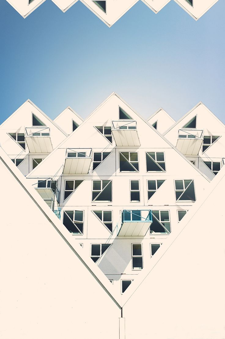 Lucas Adler // Isbjerget (The Iceberg) Aarhus, Denmark