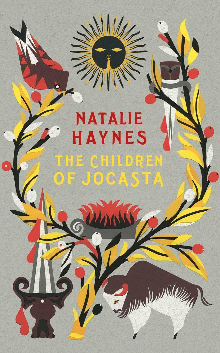 Natalie Haynes book cover design illustration